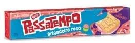 Brigadeiro Rosa Novo Sabor Passatempo Nestlé 2019