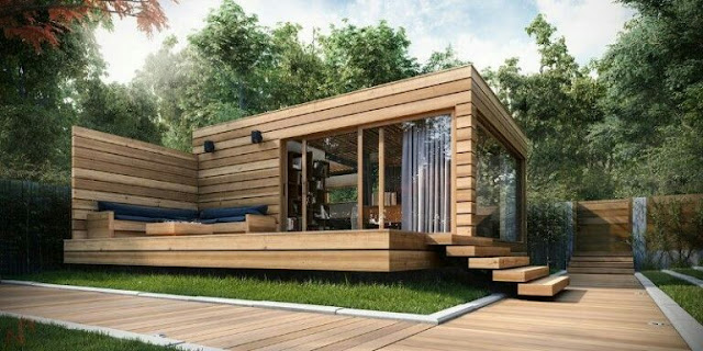 Advantages of Wooden House