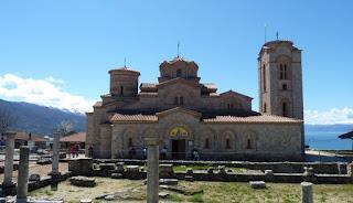 Sveti Panteleimon o Iglesia de San Clemente.