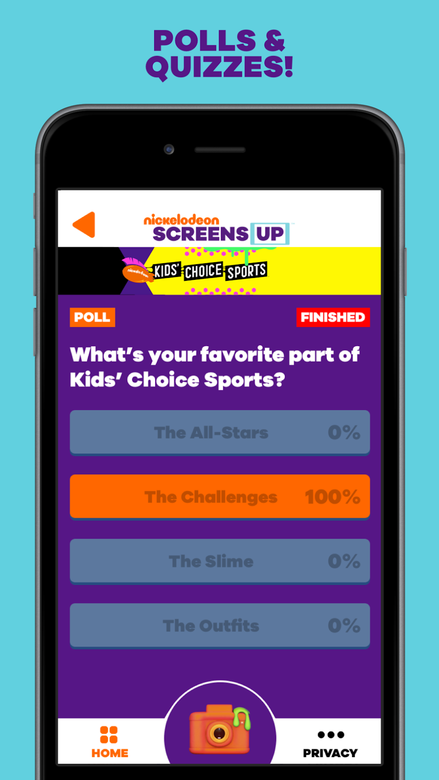 Nick Do Not Touch Button App : touch, button, NickALive!:, Nickelodeon, Launches, 'Screens