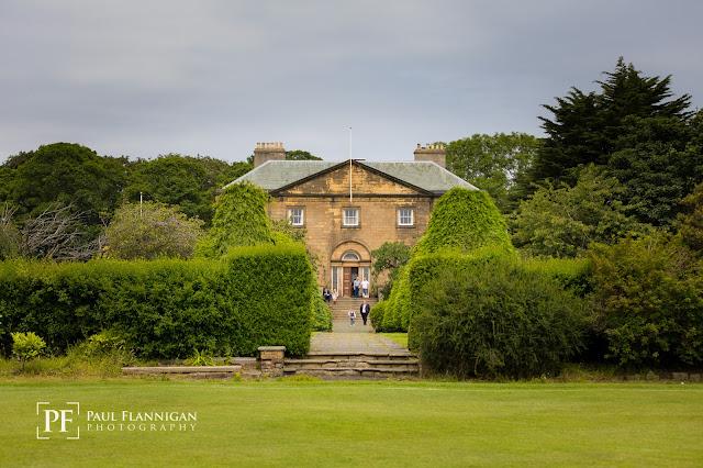 outdoor shot of our wedding venue