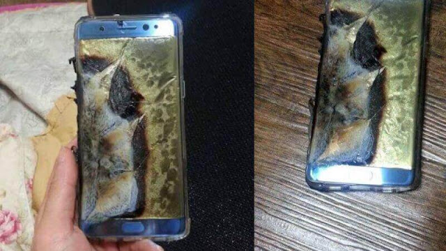 Samsung Galaxy Note 7 Explosion Reports: Samsung Delays Note 7 Shipments Immediately