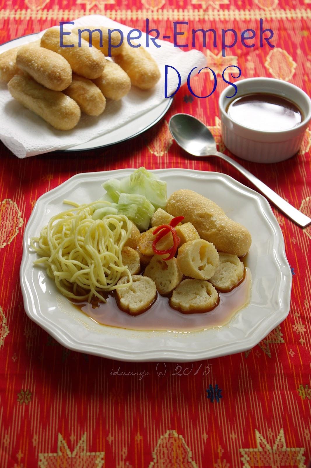 Resep Mpek Mpek Dos : resep, Ida's, Homemade......:, Empek-Empek, (Empek-empek, Tanpa, Ikan), Widya, Arina