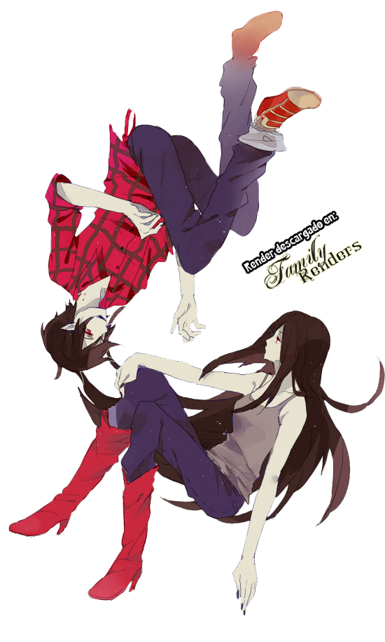 Render Marceline y Marshall Lee