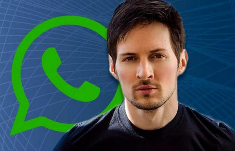 Pavel Durov Pendiri Telegram (reclaimthenet.org)