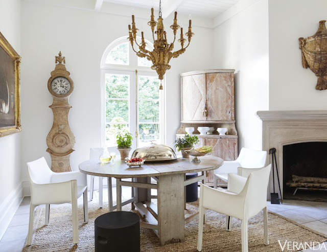 Decor stunning new orleans home by tara shaw cool chic for Home decor new orleans