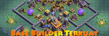 Base Builder Malam Terkuat Town Hall 8