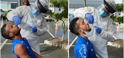 Testes de coronavírus do Bahia são investigados por suspeita de fraude; clube suspende pagamento