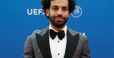 اتحاد الكرة, تجاهل تهنئة محمد صلاح, ترشيحه لجائزة الأفضل في العالم,