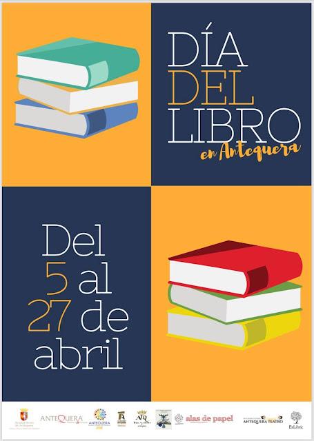 Día del Libro 2018 en Antequera
