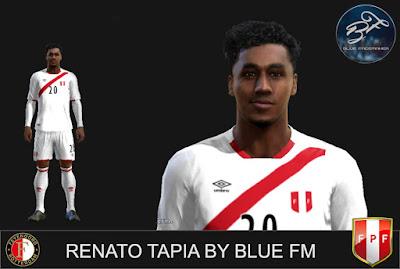 Renato Tapia face