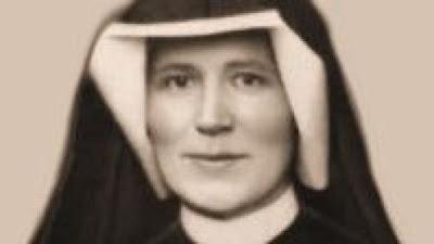 Saint Faustina,