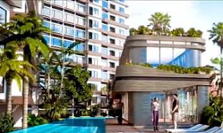 The parcsouthcity apartemen murah dan strategis di Tangerang banten dekat jakarta selatan