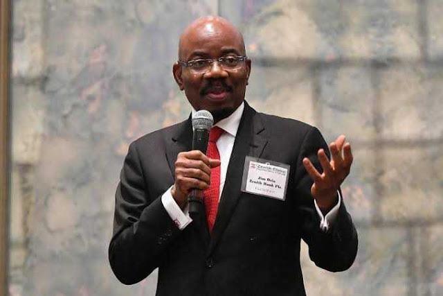 Richest Nigerian Men - Jim Ovia