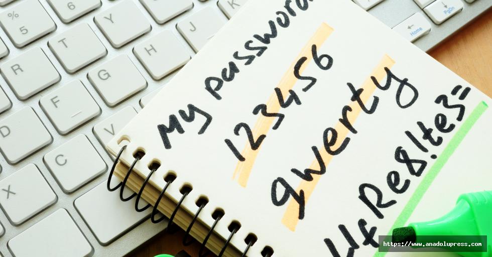 Şifre unutma derdini sona erdirecek 5 teknoloji