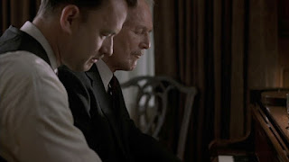 Tom Hanks and Paul Newman in Road to Perdition