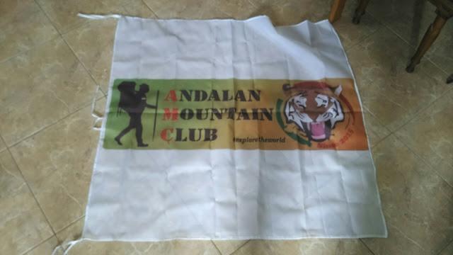 Bendera Andalan Mountain Club
