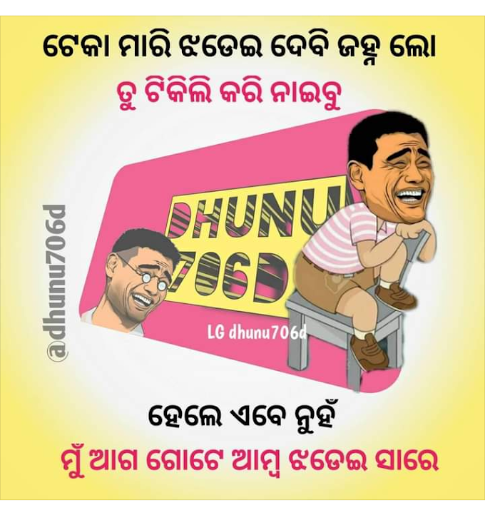 Hasa katha Odia Joke -  odia jokes Image 2020 And 2021 , odia Joke status, odia joke quote  , odia Funny Shayari