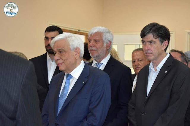 Τατούλης: Σημαντική η αναφορά του Προέδρου της Δημοκρατίας για ενότητα των Ελλήνων στα εθνικά θέματα