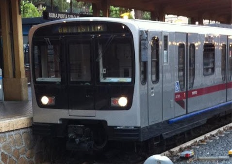 treni roma-lido