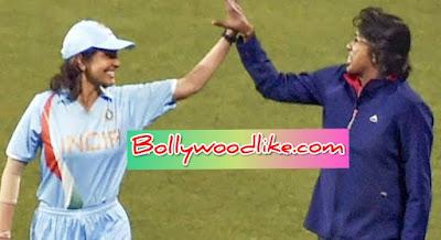 anushka sharma ll play jhoolan goswami role