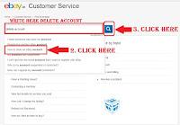 delete ebay india account