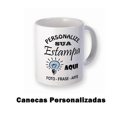 Canecas Personalizadas - Porcelana