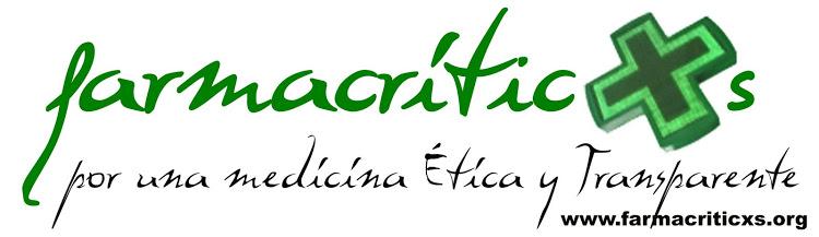 1 Farmacríticxs cada 8 horas: Sara Calderón