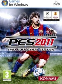 Pro Evolution Soccer 2011 PC Full En Español (ISO)