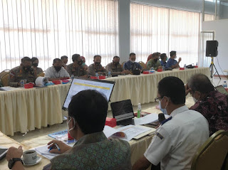 Kapolres Pangkep Hadiri Rapat Koordinasi Pembangunan Nasional