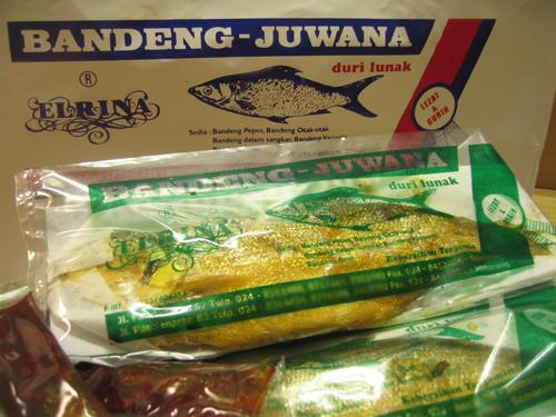 Jual Bandeng Presto di Jakarta