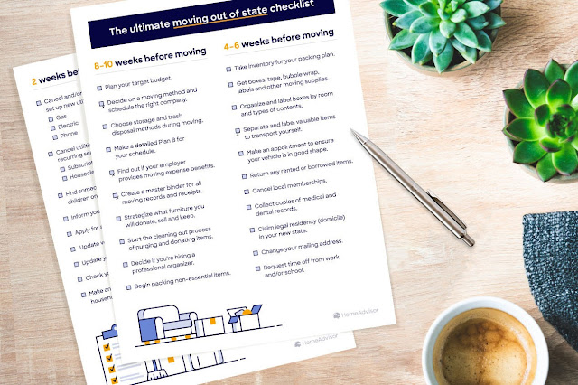 How to Prepare to Move: The Ultimate Checklist (with free printables)