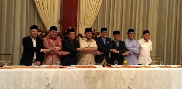 Prabowo Sandi Tak Umumkan Timses, Lebih Urgen Menyikapi Kondisi Ekonomi Indonesia