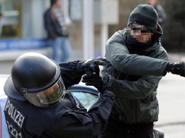 A Die Welt szerint fokozódik a rendőrök elleni erősz@k Németországban