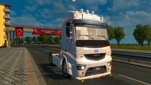 Trucks - BMC Pro 827 4×2 8×4