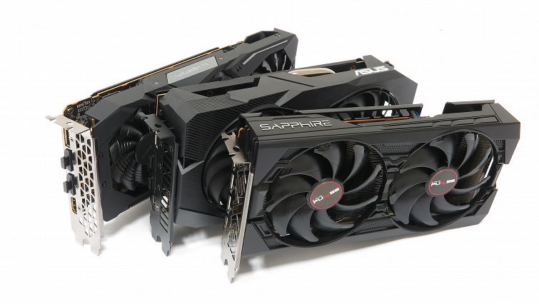 Radeon RX 5500 XT - the first graphics card that really needs PCIe 4.0