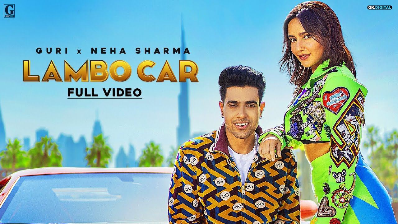 Lambo Car Lyrics Guri X Simar Kaur Ft Neha Sharma