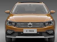 Yeni Volkswagen C-Trek