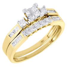 Cheap Yellow Gold Wedding Rings