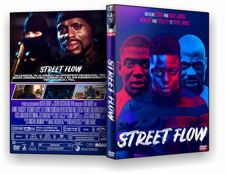 DVD Street Flow (2019) DVD-R AUTORADO