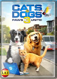 Como Perros y Gatos 3: Patas Unidas (2020) DVDRIP LATINO
