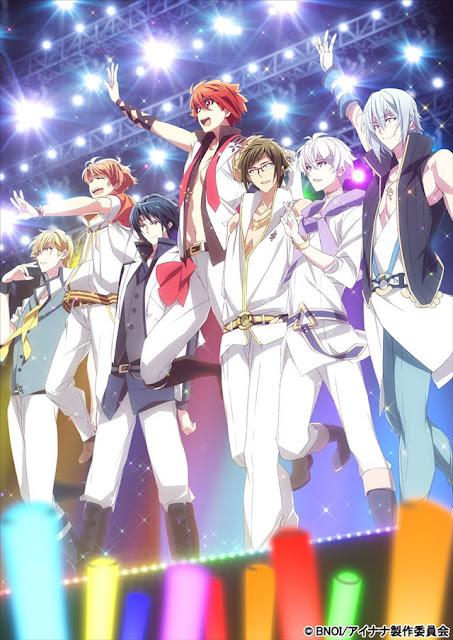 Anime Idolish 7 se estrenará en enero de 2018