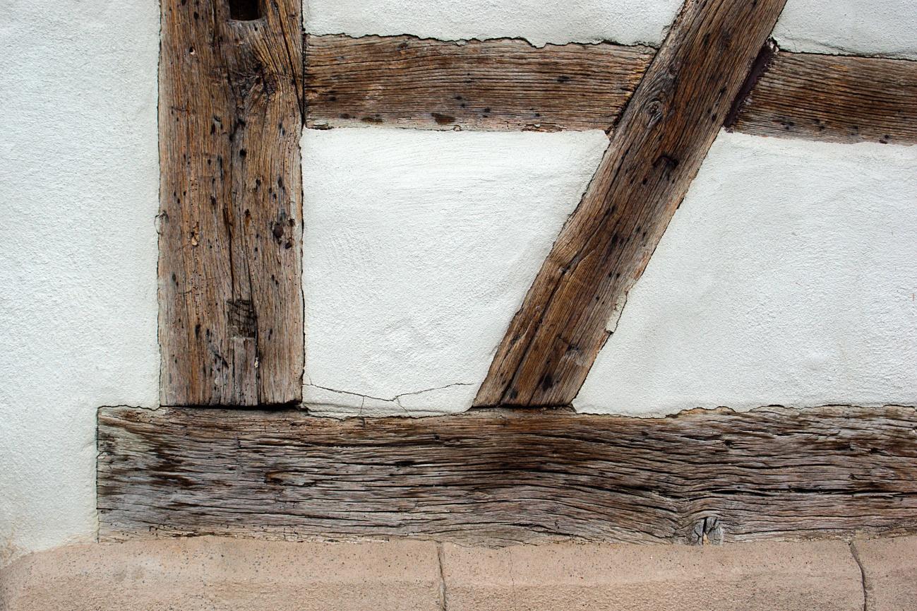 Fassaden&Mauern #8 — Fachwerk
