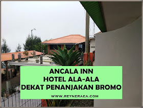 hotel Ancala Inn dekat penanjakan bromo