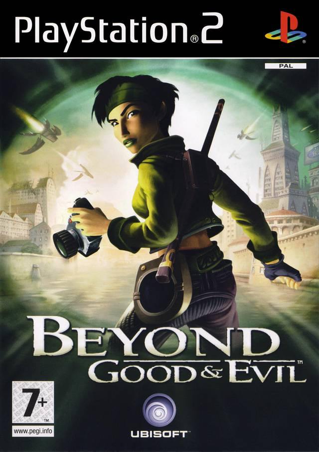 Beyond Good & Evil NTSC PS2