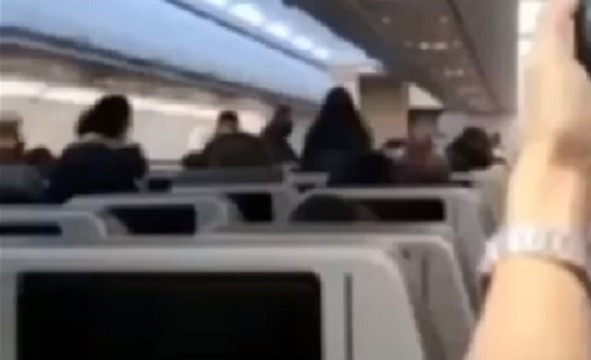 PARÁ: Passageira é retirada de voo em Belém, por se recusar a usar máscara. VEJA O VÍDEO