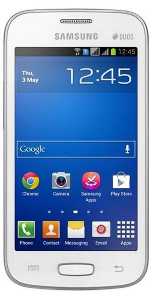 Spesifikasi Samsung Galaxy V Dual SIM G313