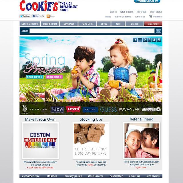 #cookieskids.com