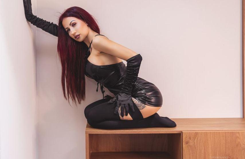 TiffanyRayXO Model GlamourCams