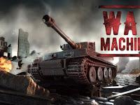 Game Shooter Tank War Machines v1.7.9 Mod Apk Full Version